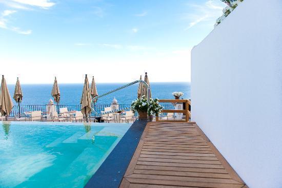 Albergo Punta Regina: relaxing pool