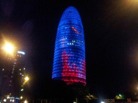 Catalonia Albeniz: Torre agbar