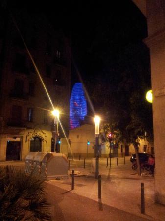 Catalonia Albeniz: Panorama torre agbar