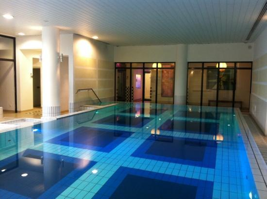 piscine photo de novotel roissy cdg convention spa roissy en france tripadvisor. Black Bedroom Furniture Sets. Home Design Ideas