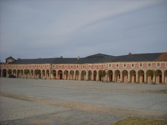 Palacio Real de Riofrio: palacio