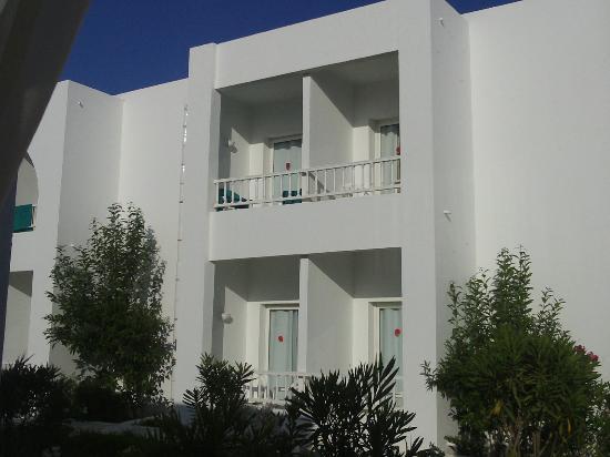 Negresco Veraclub : Hotel i otoczenie