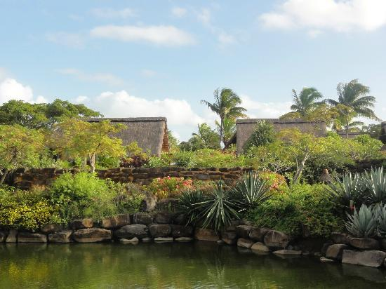 The Oberoi, Mauritius: view