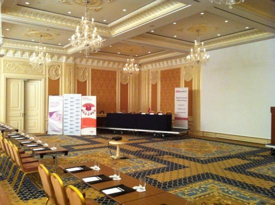 Fairmont Grand Hotel Kyiv: CIS bankers Retail Banking Forum