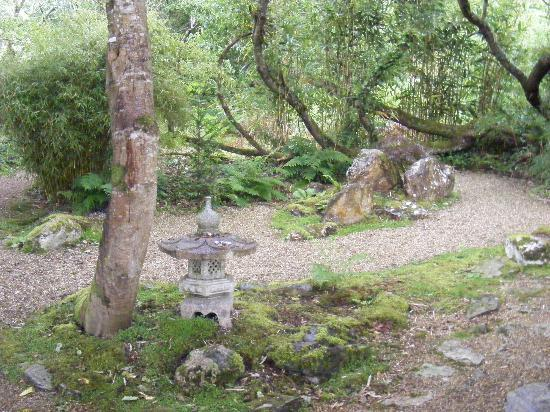 The Japanese Garden: Section of garden