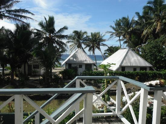 Sunrise Beach Bungalows: View from the beach house