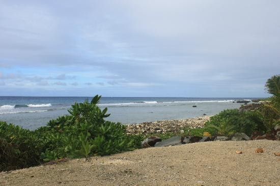 Sunrise Beach Bungalows: View from our bungalow