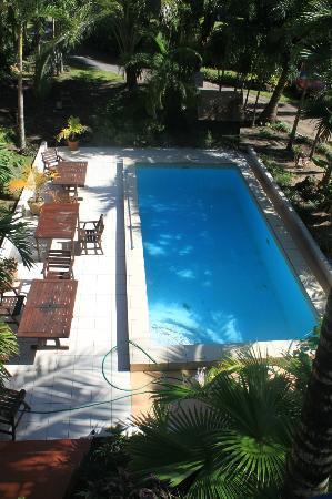 Sunrise Beach Bungalows: The pool