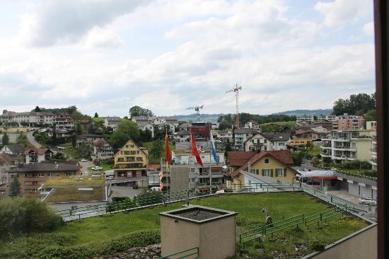 Hotel Alpenblick: Camera 101 vista