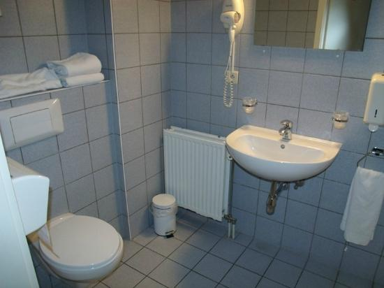 Hotel Brouwerij Het Anker: baño