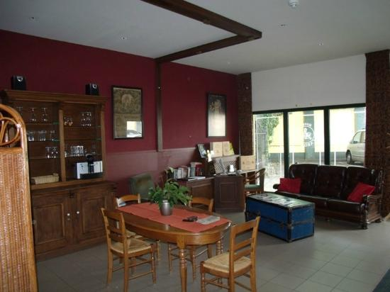 Hotel Het Anker: recibidor
