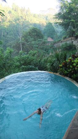 Villa Awang Awang: Poolside