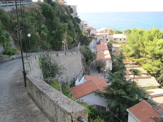 Villaggio Residence Testa di Monaco: Ingresso al Villaggio