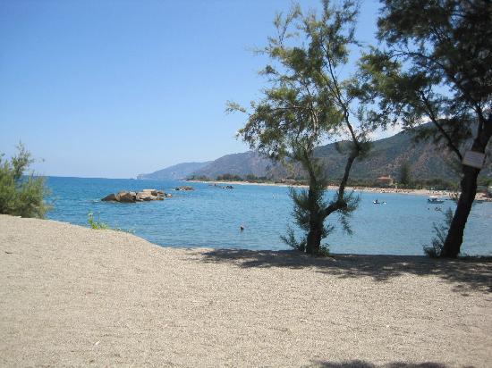 Villaggio Residence Testa di Monaco: Spiaggia