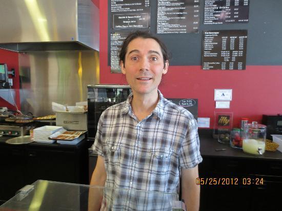 Baguette Cafe: Oliver