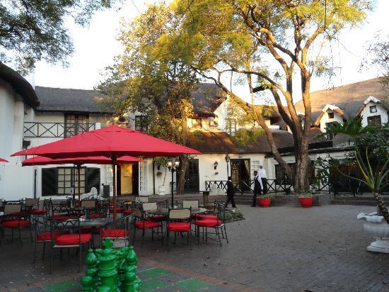 Indaba Hotel: Indaba Epsom Terrace