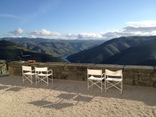Pinhao, Portugal: het prachtige uitzicht