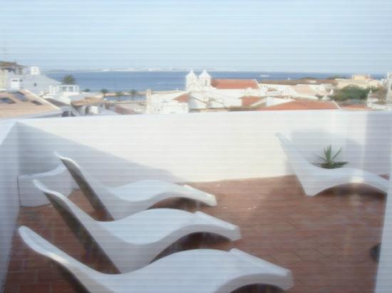 Residencial Sol a Sol: Terraço