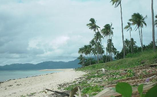 Romblon Island, Filipiny: An unadulturated Romblon beach