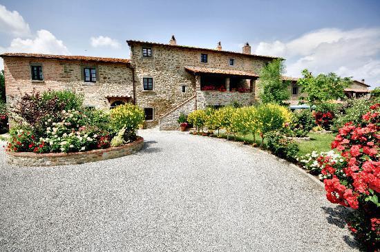 Villa Toscana La Mucchia: La Mucchia hotel in Tuscany,Cortona