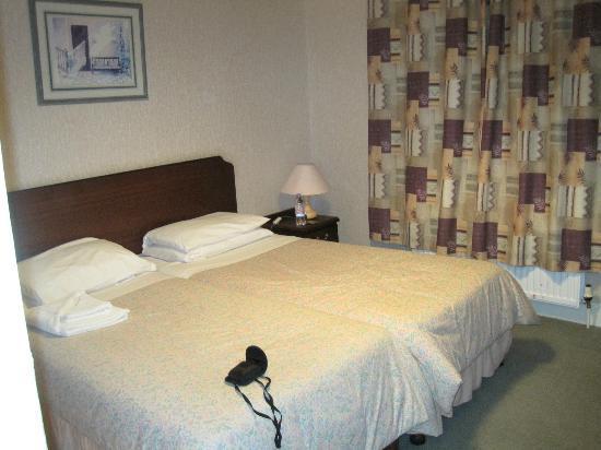 Dunoon, UK: Bedroom