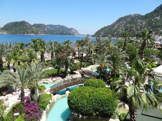 Hotel Aqua: View from Aqua Hotel