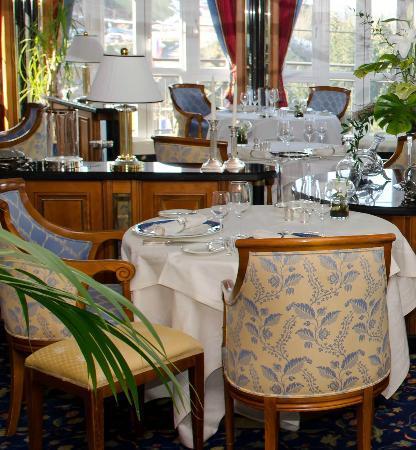 Restaurant Le Pavillon Bild Von Hotel Dollenberg Bad Peterstal