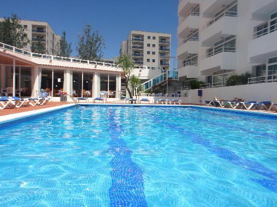 My Tivoli Ibiza Apartments: View of pool
