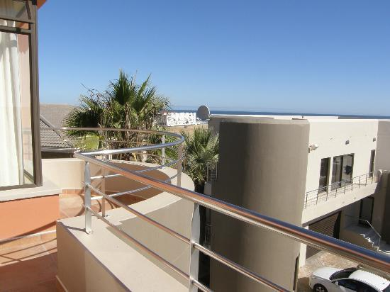 Atlantic Villa Boutique Guesthouse: sur un des balcons