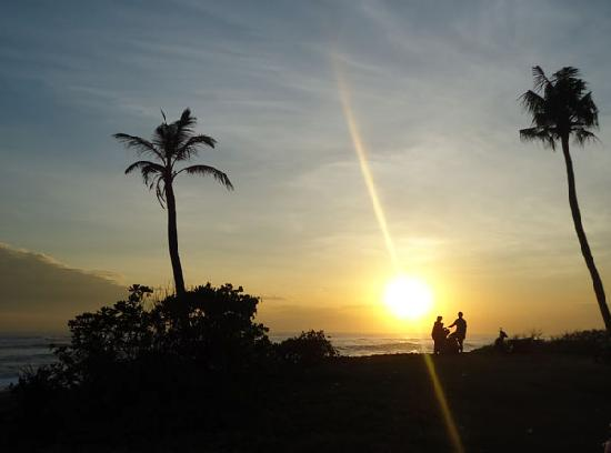 Pupuan, Indonesia: Sunset Dirt Bike Ride