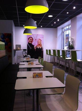 Gustafs Fastfood Restaurang AB