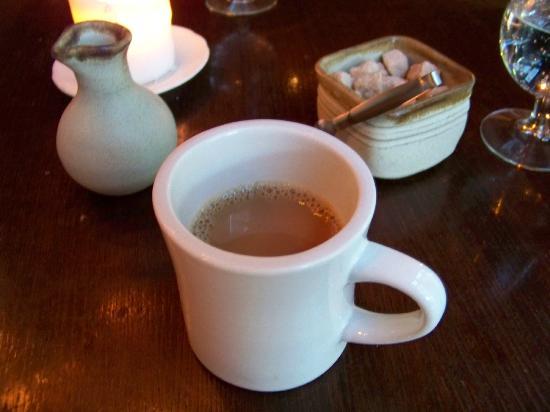 Peekamoose Restaurant: Coffee