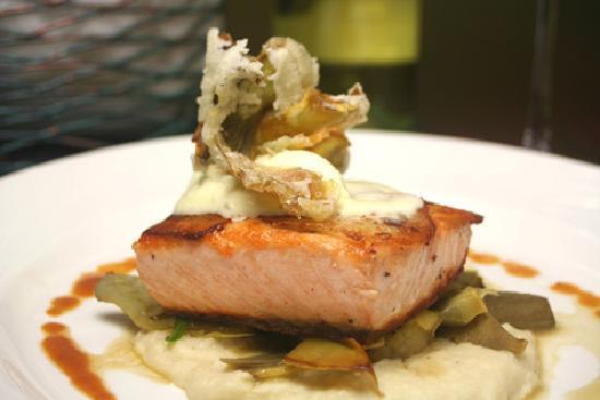 Ohana: Potato Scale Salmon