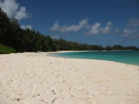 Denis Private Island Seychelles: South beach
