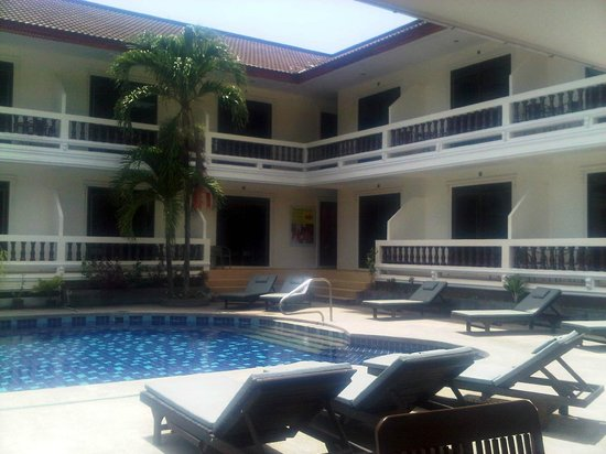 Tropical Palm Resort and Spa : Pool