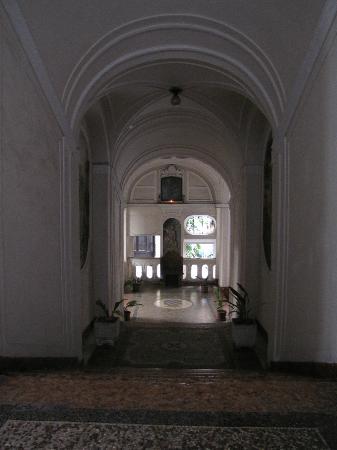 Torre dei Federico: Scale palazzo