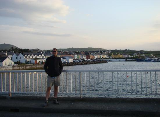 Portmagee Heights: Lovely Portmagee