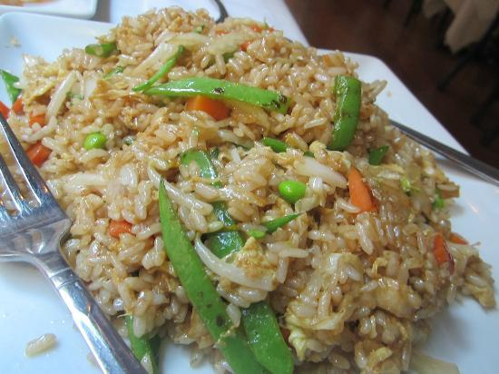 Chef Yu : fried rice