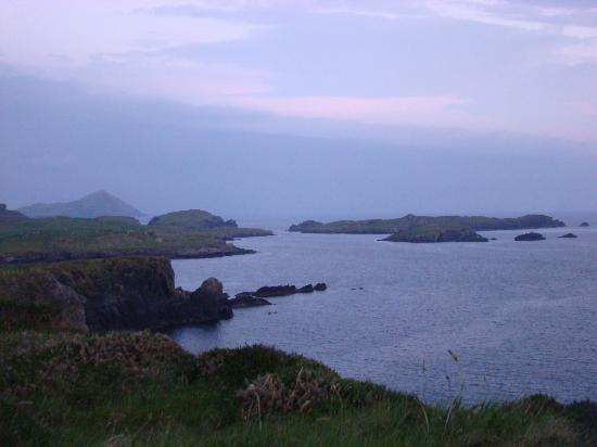 Portmagee Heights: Valentia Island,10 min walk from grounds