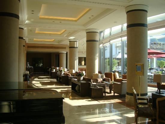 Althoff Seehotel Üeberfahrt: Lobby