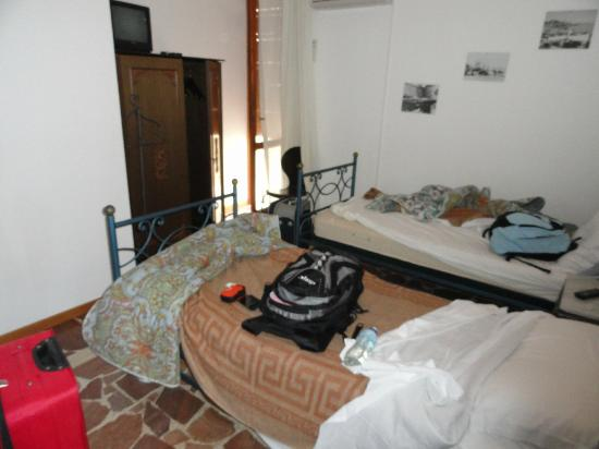 Calciufetta Bed & Breakfast: our room 2