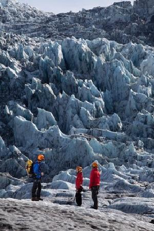 Glacier Guides - Day Tours