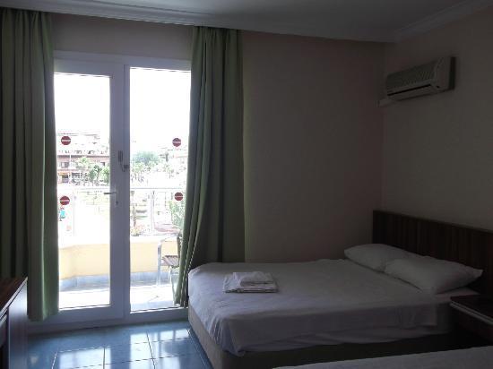 Vela Hotel Icmeler: Room 111