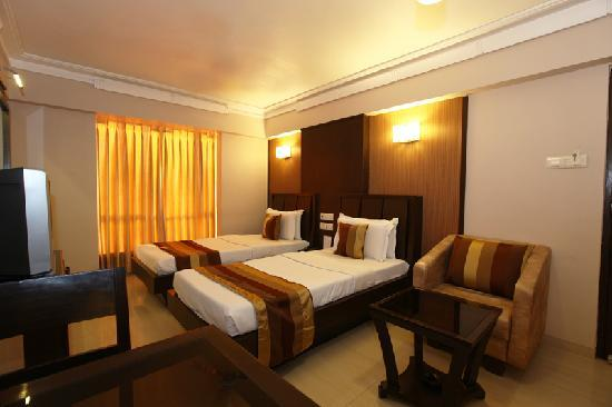 Hotel Accolade: Deluxe-Room