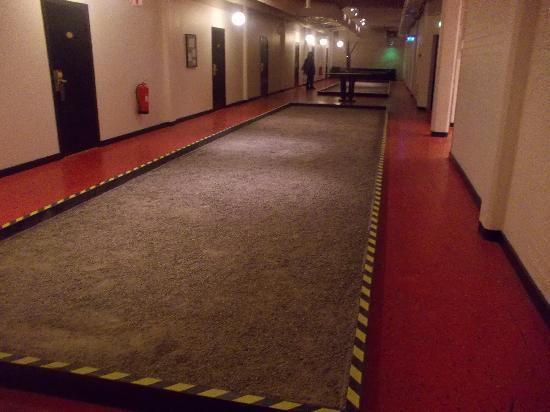 "First Hotel Norrtull: la ""strana pista""  dell'hotel Norrtull"