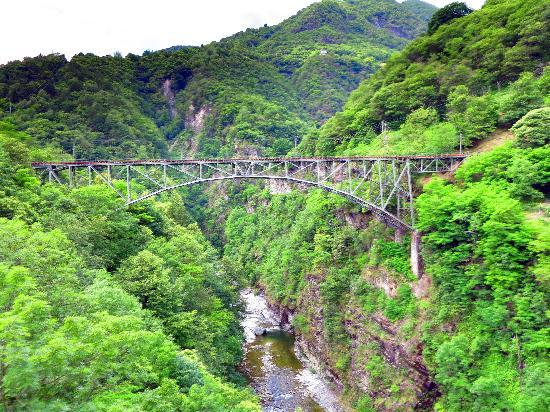 Vigezzina-Centovalli Railway : Intragna