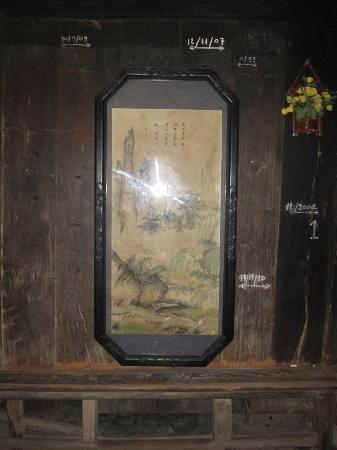 Swell Wall With Floading Marks Picture Of Old House Of Tan Ky Download Free Architecture Designs Embacsunscenecom