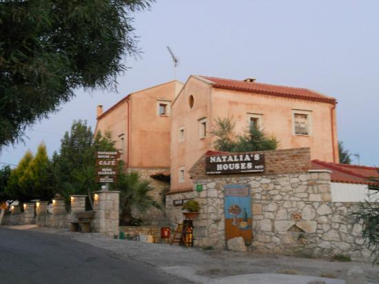 Natalia's House: aankomst