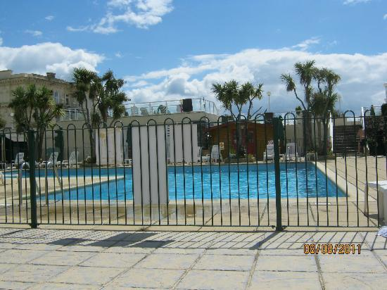 TLH Victoria Hotel: The pool