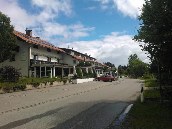 Hotel Bergstatter Hof: View of the hotel
